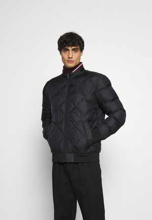 TWO TONES - Blouson Bomber - black