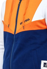 Rusty Neal - Zip-up hoodie - orange - 2