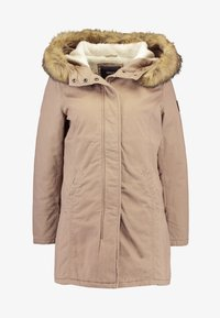 ONLY - ONLMANDY - Parka - taupe gray - 6