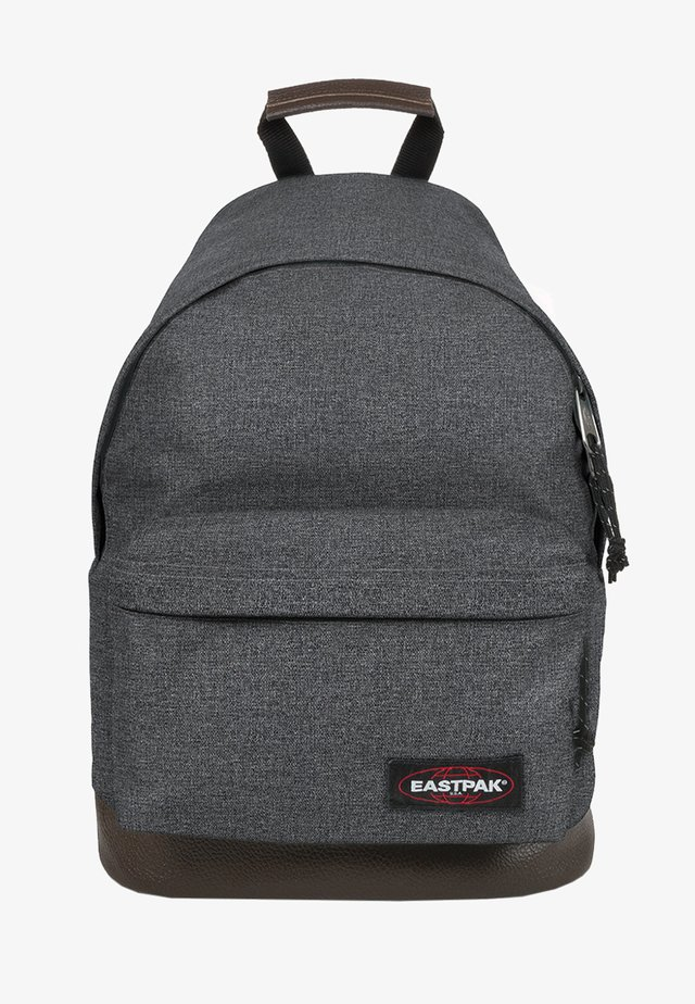 WYOMING - Rucksack - black denim