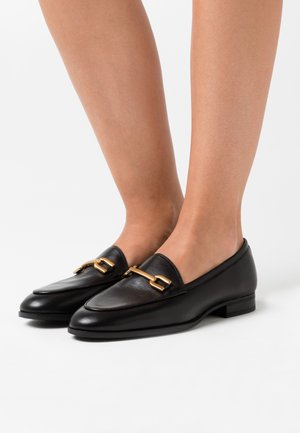 DAIMIEL - Mocassins - black