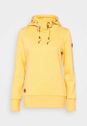 NUGGIE - Hoodie - yellow