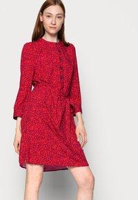 Gap Tall - BRACELET DRESS - Day dress - red - 3