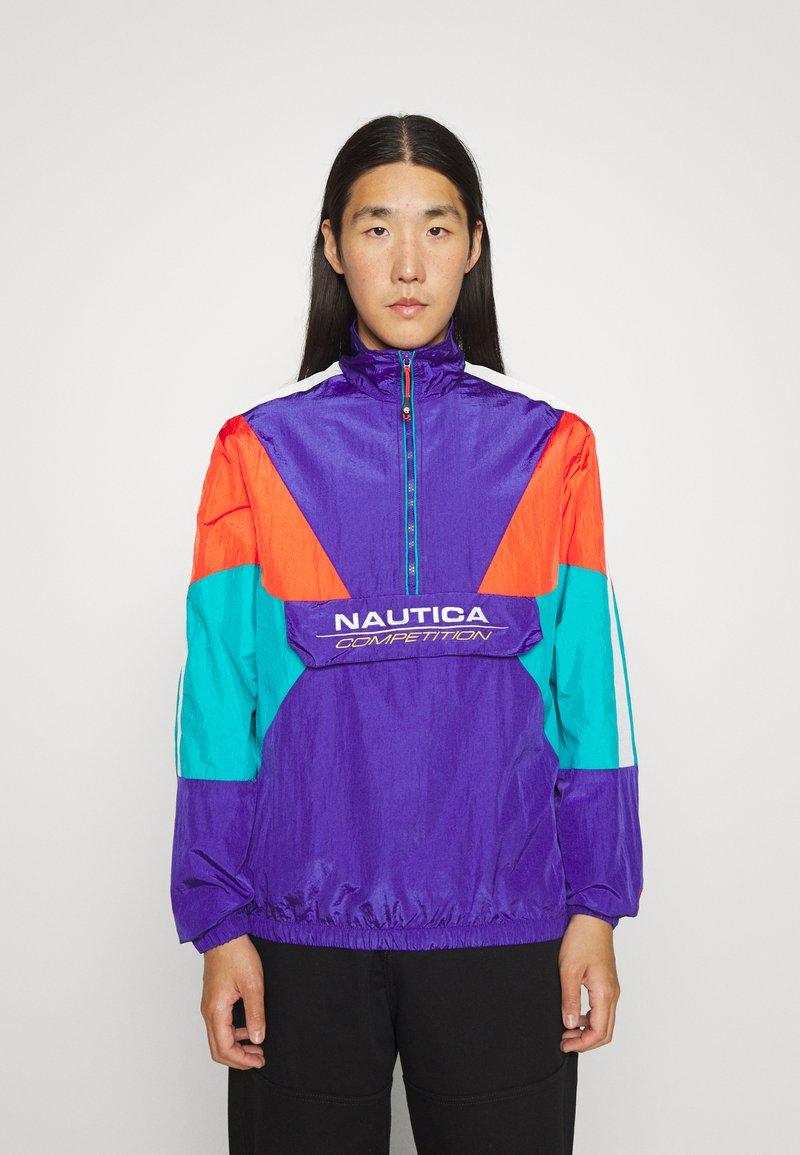 NAUTICA COMPETITION - WHIPSTAFF - Veste coupe-vent - purple