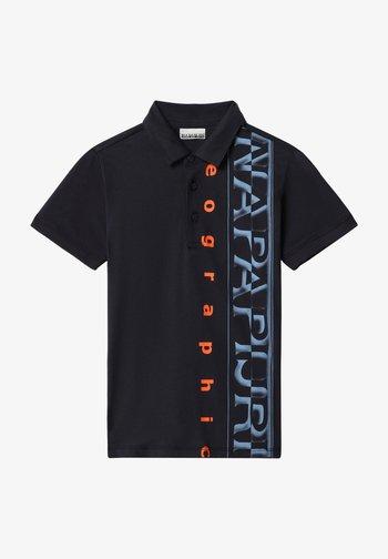 EADYR - Polo shirt - blu marine