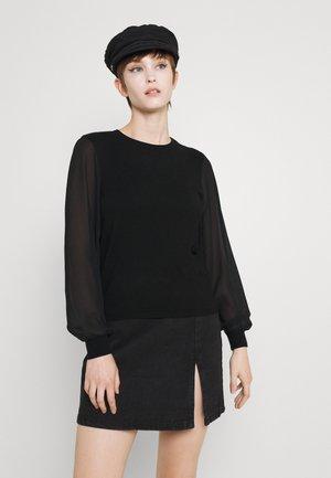 ONLOFELIA  - Pullover - black
