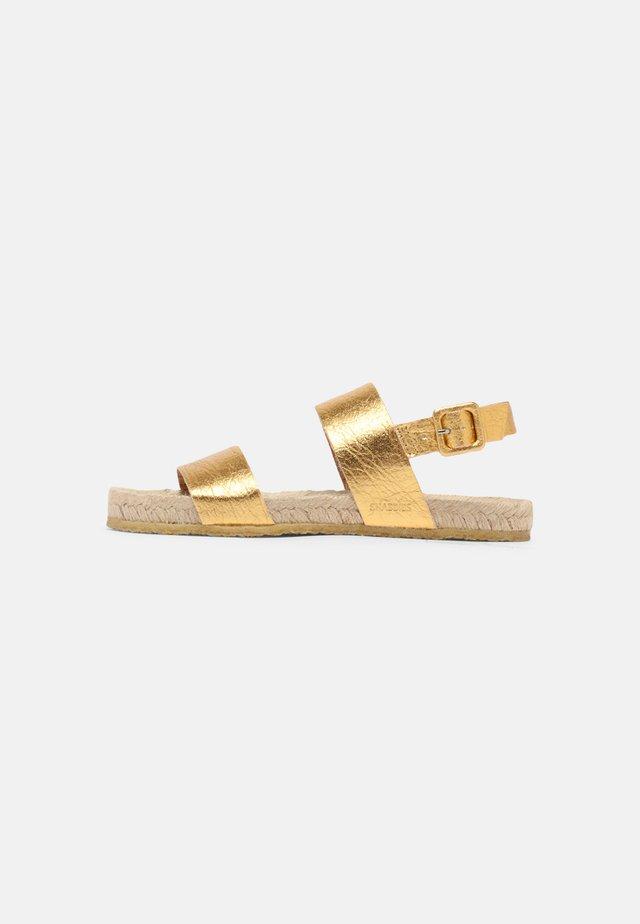 Sandali - gold