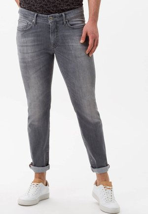 CHRIS - Slim fit jeans - grau (13)