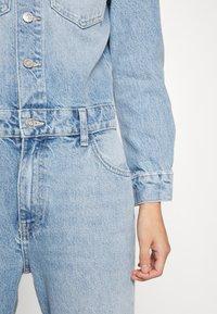 ONLY Petite - ONLINC DREA LIFE  - Jumpsuit - light blue denim - 6