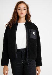 Carhartt WIP - JANET LINER - Winter jacket - black - 0
