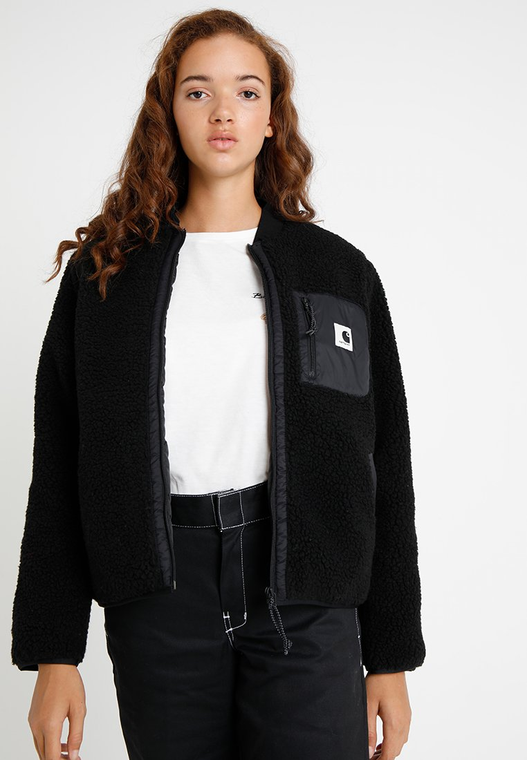 Carhartt WIP - JANET LINER - Winter jacket - black