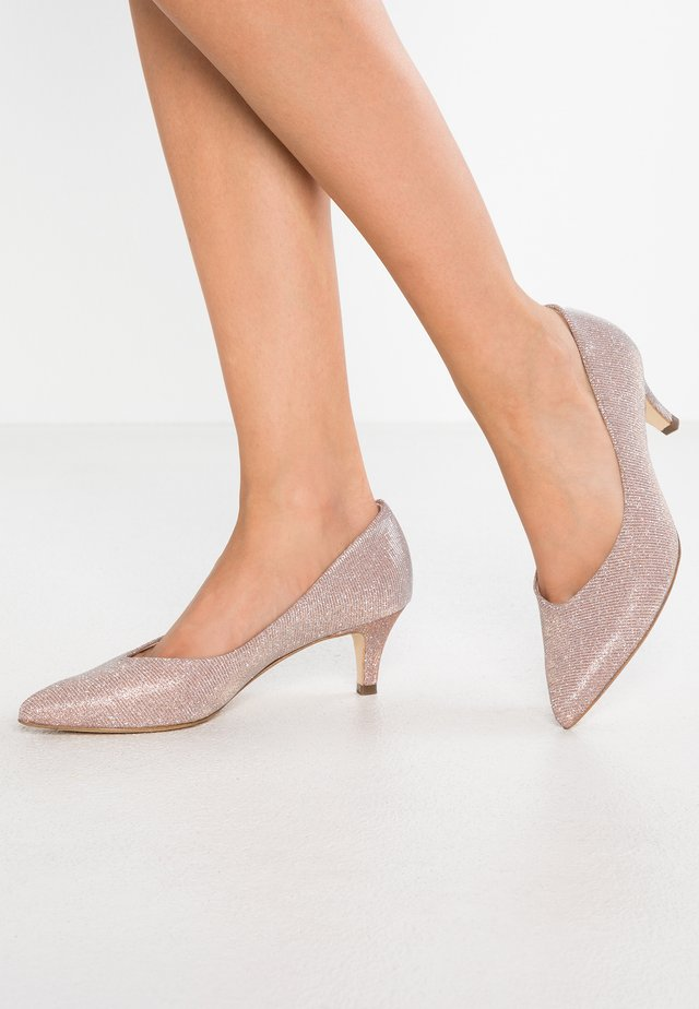 CALLAE - Klassiske pumps - powder shimmer