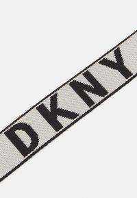 DKNY - WINONNA FLAP - Torba na ramię - black - 4