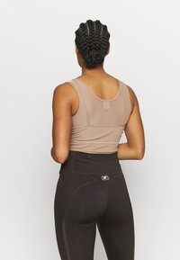 Puma - STUDIO LAYERED CROP  - Top - amphora - 2