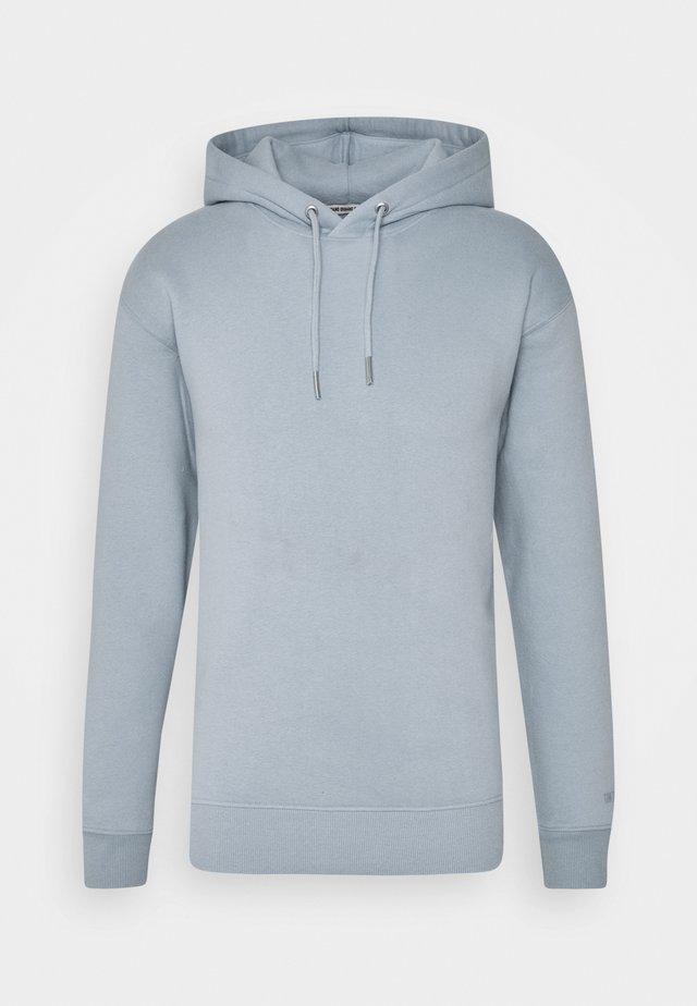 Hoodie - light blue indigo