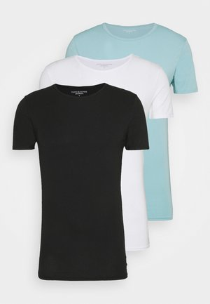 3 PACK - Undershirt - black/sumit/white