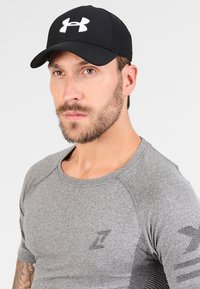 Under Armour - BLITZING - Caps - black - 1