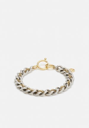CASUAL CORE - Bracelet - silver-coloured/gold-coloured