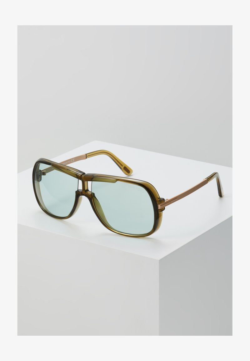 Tom Ford - Sonnenbrille - green