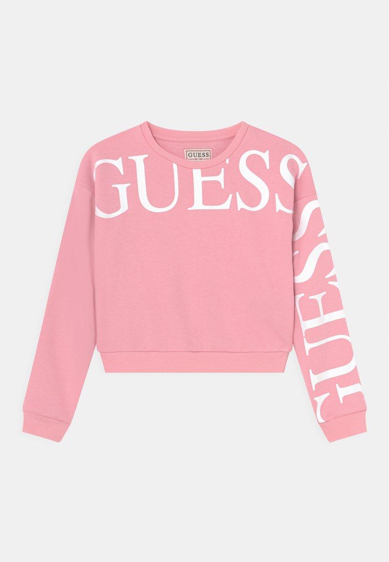 Guess - JUNIOR ACTIVE  - Sweatshirt - gum pink