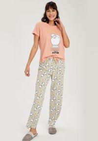 DeFacto - Pyjama set - grey - 1