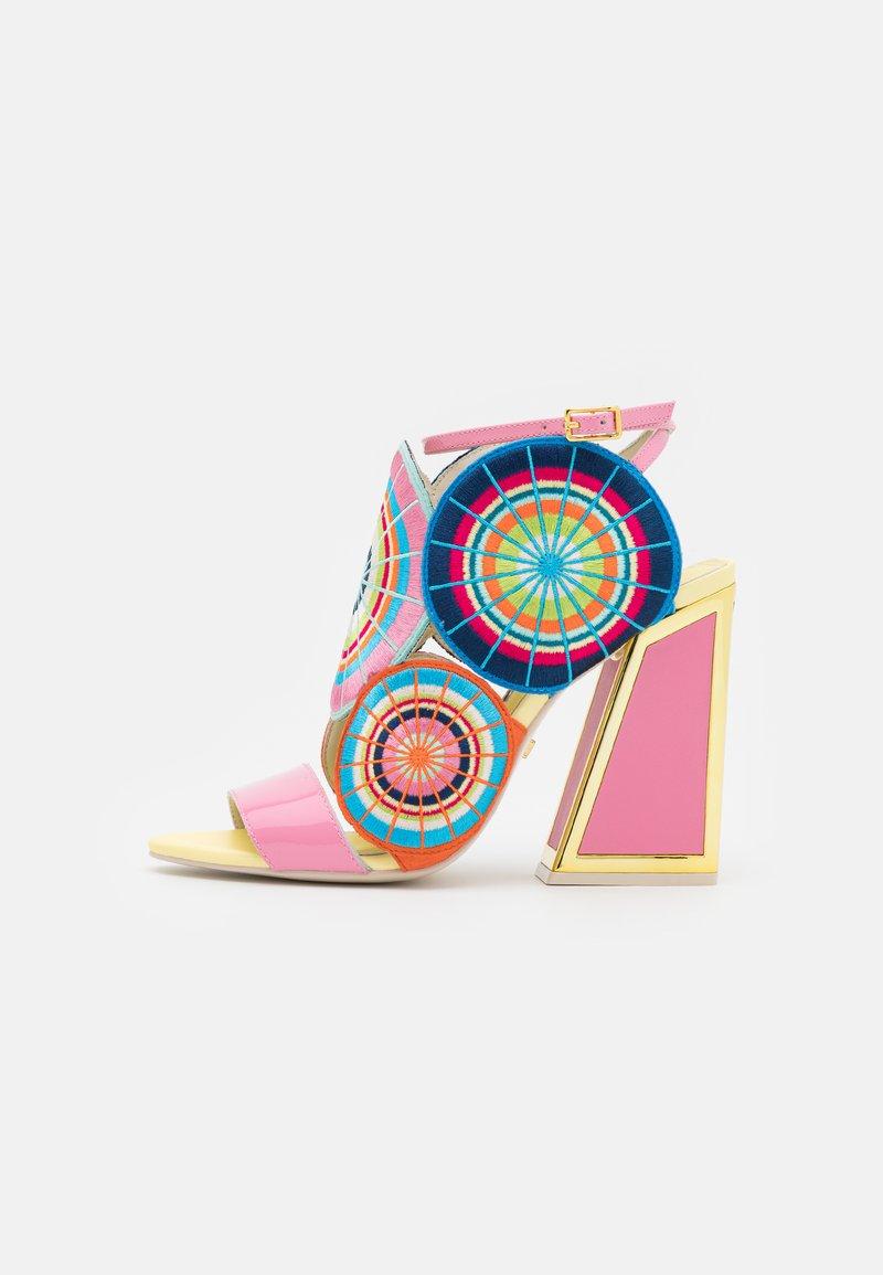 Kat Maconie - Sandals - flamingo/multicolor