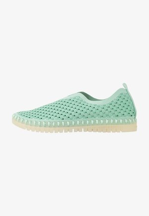 TULIP LUX - Slippers - laurel green