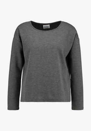 RUNDHALS - Long sleeved top - anthrazit