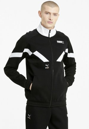 INTERNATIONAL  - Veste de survêtement - puma black