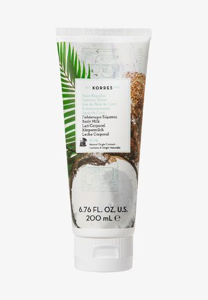 COCONUT WATERBODY MILK - Hydratant - -