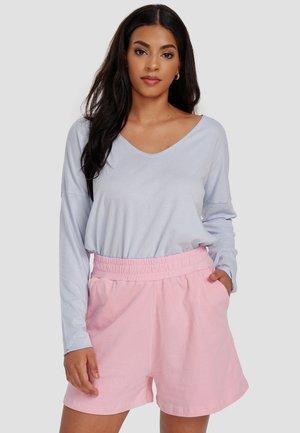NOELLE - Long sleeved top - blau