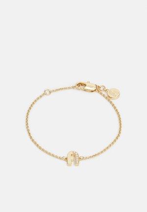 ARCH PAVE BRACELET - Bracelet - color oro