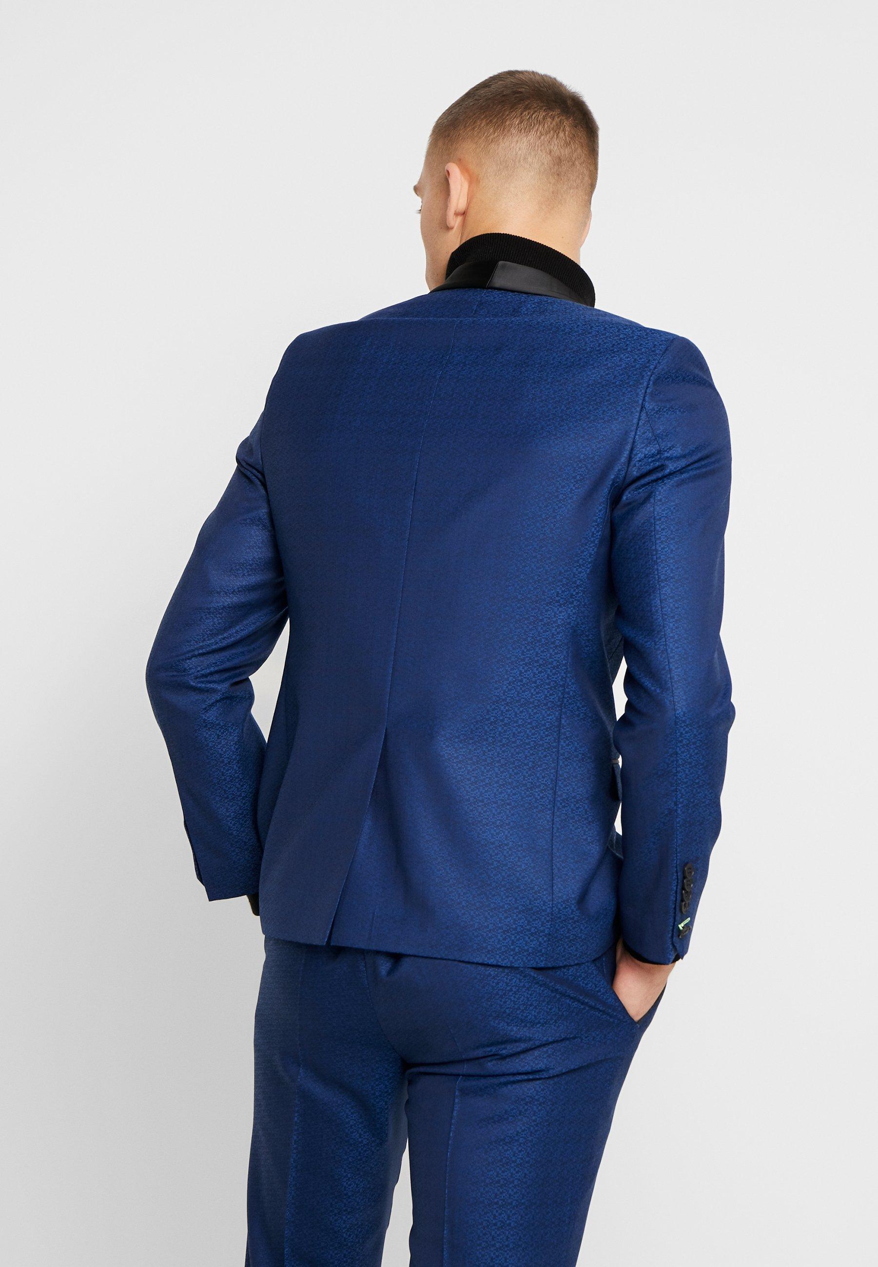 Twisted Tailor REGAN SUIT - Costume - blue