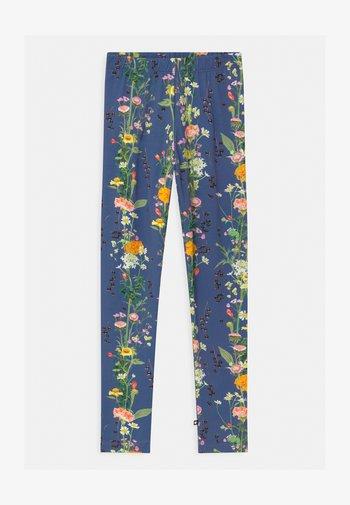 NIKI - Leggings - Trousers - blue