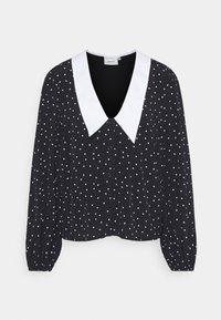 KATLAGZ  - Blouse - black/white
