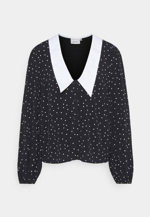 KATLAGZ  - Bluse - black/white