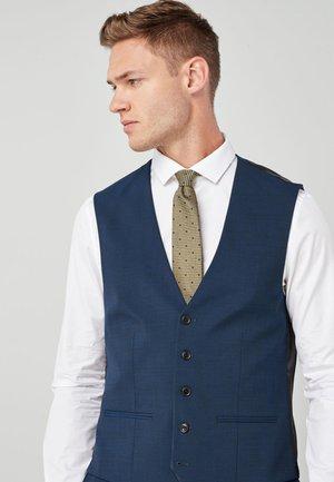STRETCH  - Suit waistcoat - light blue