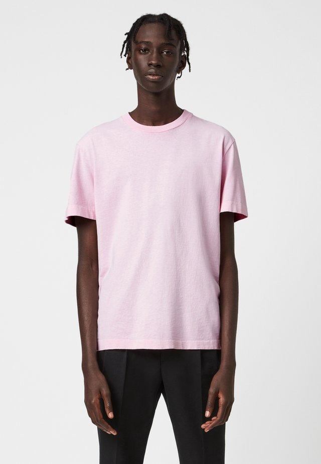 MUSICA - T-shirts basic - pink
