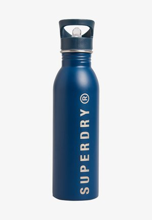 Drink bottle - zinc blue