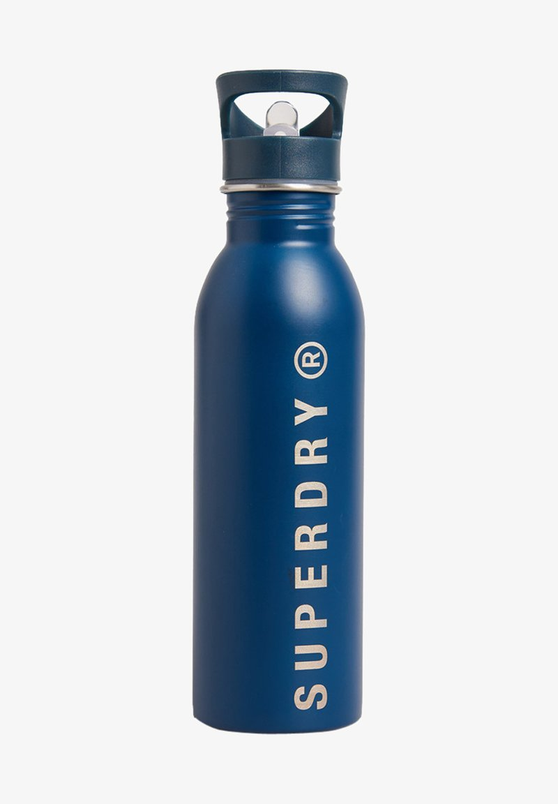 Superdry - Juomapullo - zinc blue