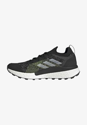 TERREX TWO ULTRA BOOST TRAIL RUNNING - Løpesko for mark - black