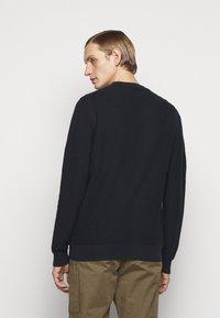 PS Paul Smith - MENS CREW NECK - Jumper - black, multi-coloured - 2