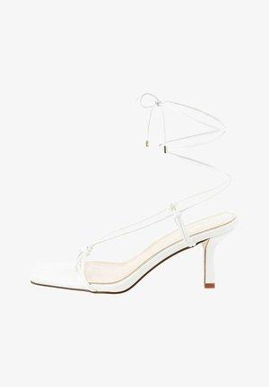 GAVARDO  - Sandals - white
