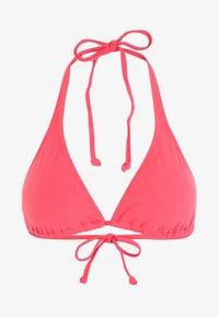 TRIANGLE FRANCE - Bikini top - rose
