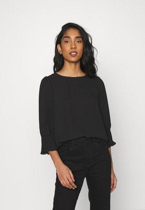 ONLTAMARA - Long sleeved top - black
