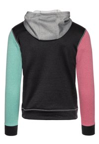 Burton - OAK - Jersey con capucha - gray heather/multicolor - 1