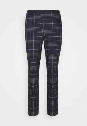 PANTS TAILORED MEDIUM RISE - Trousers - multi