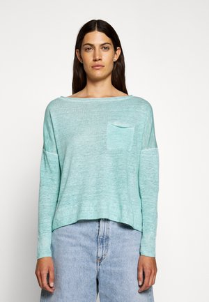 COOL DYE - Jumper - sunfaded aqua