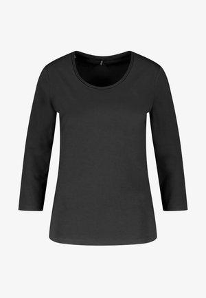 3/4 ARM  - Long sleeved top - schwarz