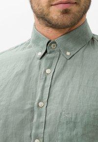 BRAX - STYLE DIRK - Shirt - olive - 3